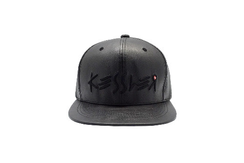 Snapback BK LEATHER